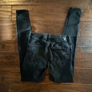 American Eagle Outfitters Jeans - AEO Super Super Stretch Jeans LONG